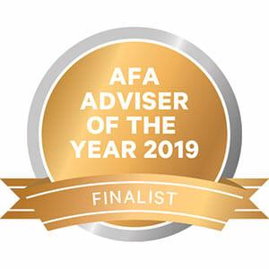 AFA Adviser Of The Year FINALIST