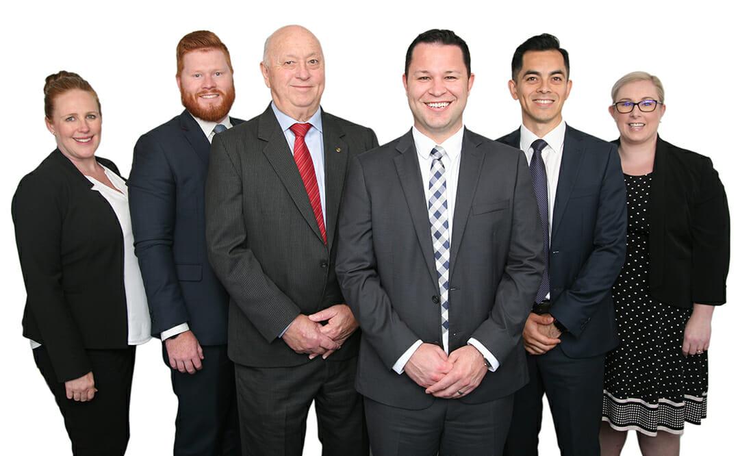 Elliot Watson Financial Planning Staff Photo