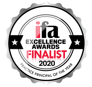 Ifa Excellence Awards Finalist Seal