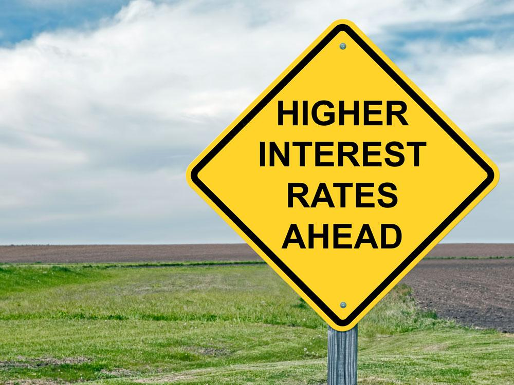 Be Prepared For Interest Rate Increases