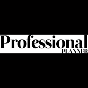 Professional planner logo