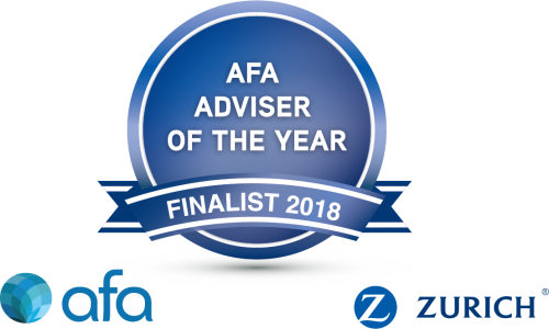 AFA - Adviser of the Year (finalist)