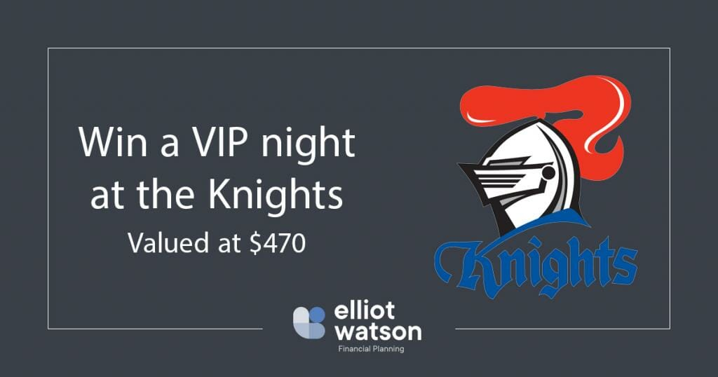 Knights Facebook competition