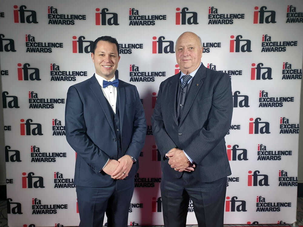 ifa Awards Dinner