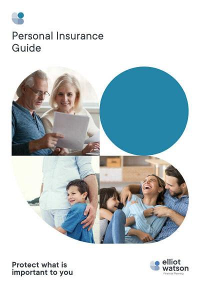 Personal Insurance Guide